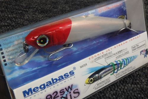 Megabass X-92SW EDONIS #PM RED-HEAD/50%off
