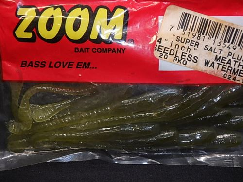 ZOOM SUPER SALT PLUS 4`ミートヘッド#SEEDLESS WATERMELON